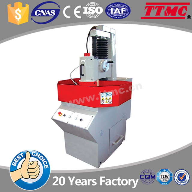 End surface grinding machine