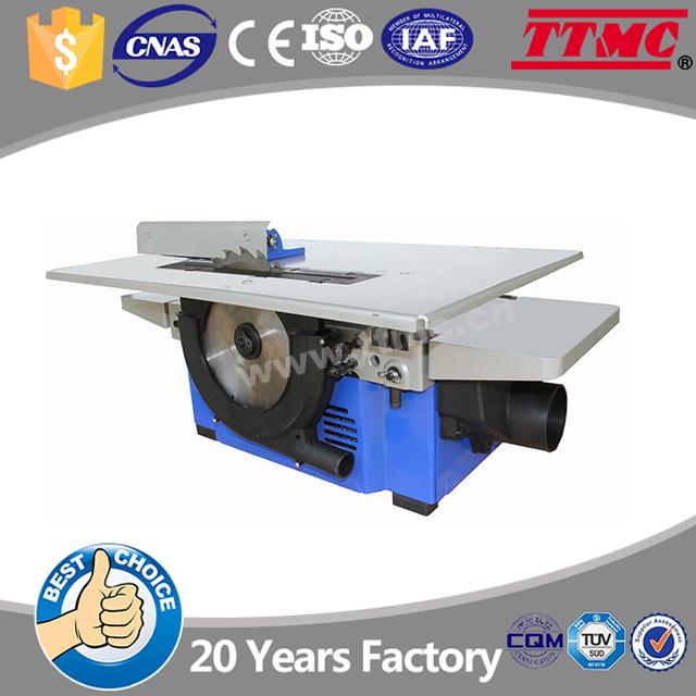 Multifunctional woodworking machine
