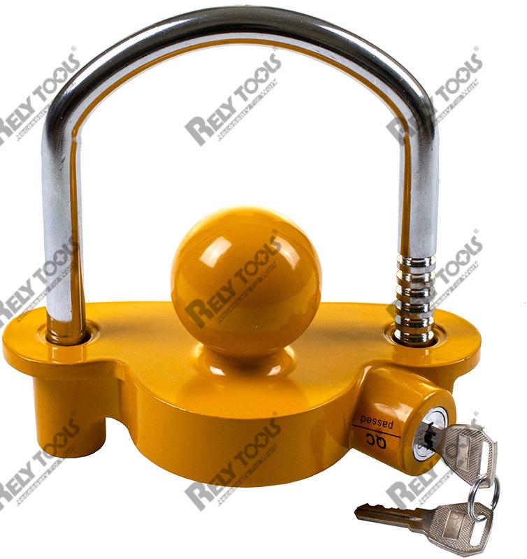 Universal Trailer Coupler Lock