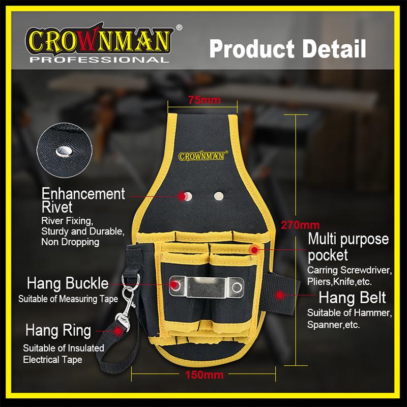CROWNMAN Tools Bag