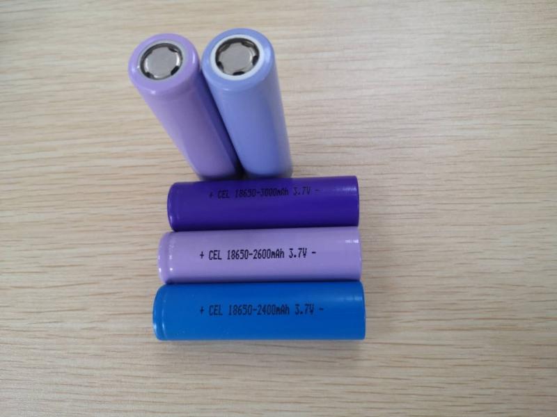 Cylindrical Li-ion Battery