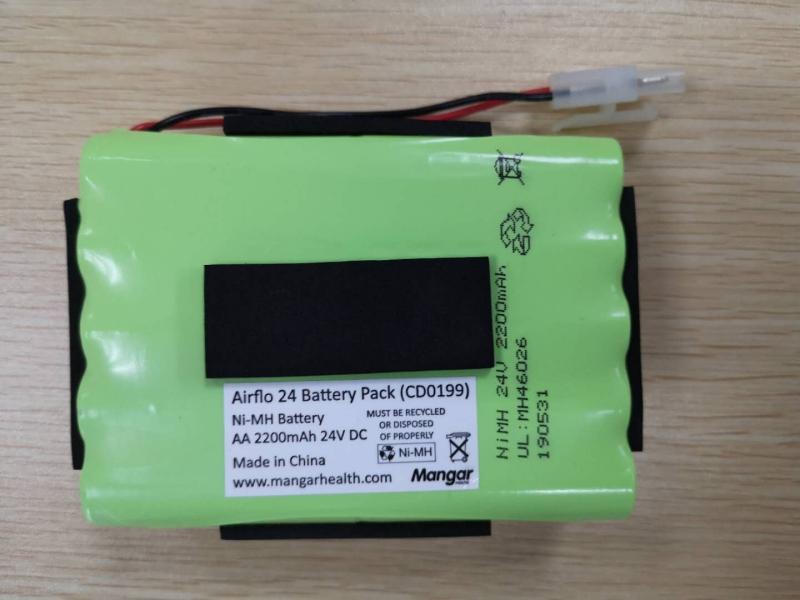Ni-MH NICKEL-METAL HYDRIDE Battery