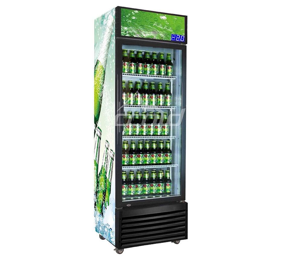 Beer cooler 1door