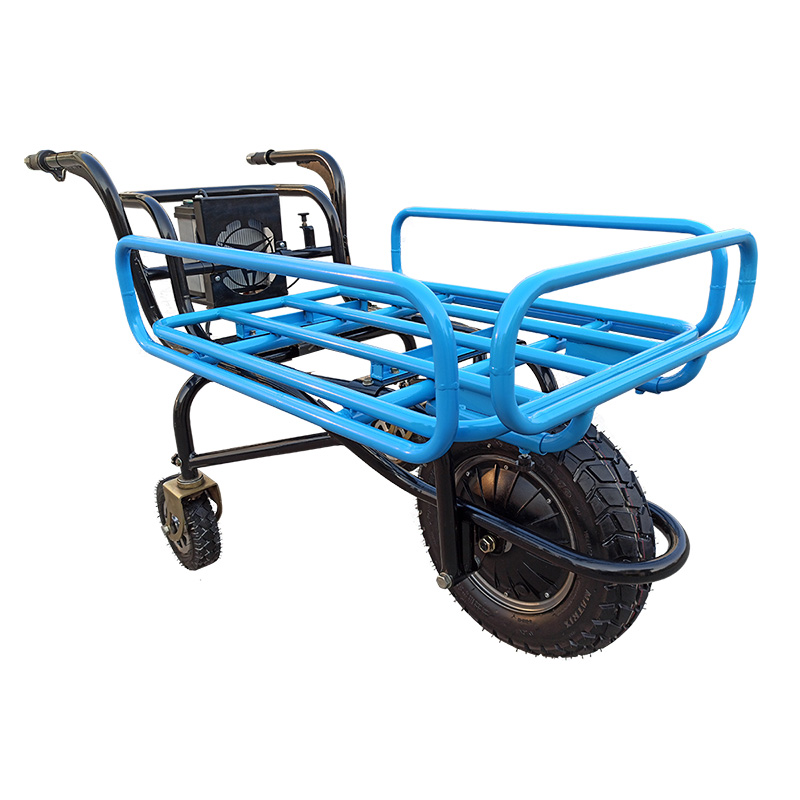 Battery Powered Wheel Barrow