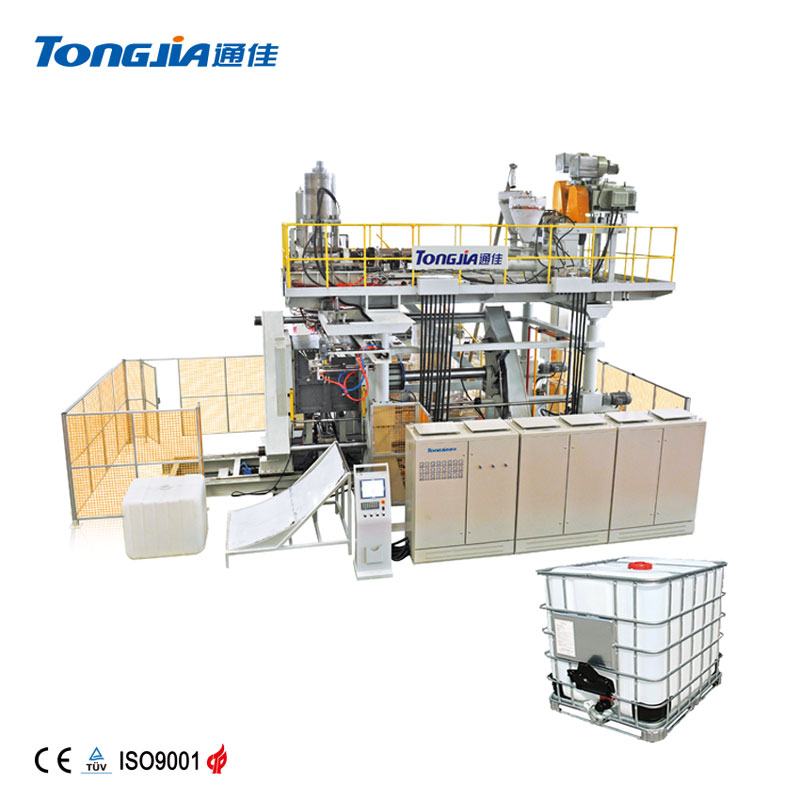 TJ-KB2000L/IBC Super Large Blow Molding Machine