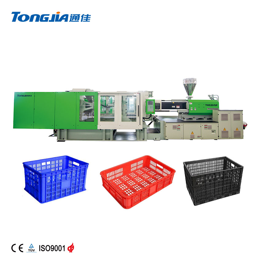 Plastic crate special injection molding machine