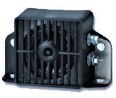 High performance DC12 to 80 Volts safety car reversing backup alarms forklift horn ES47
