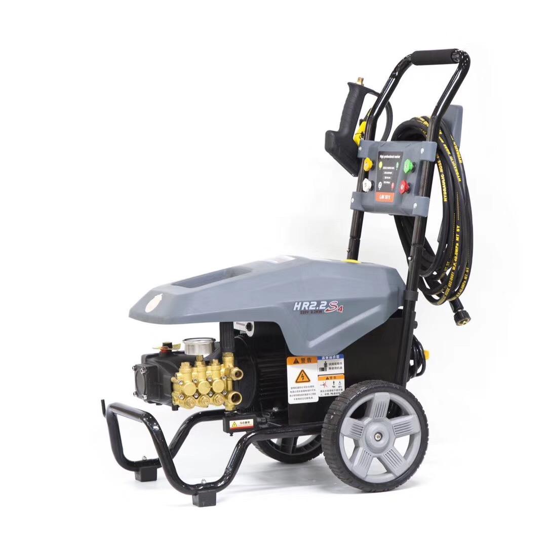Haitun V2 Compact Portable Electric High Pressure Washer 1160psi 1.85GPM Car Washer 1500W Pressure cleaner CAR &HOME