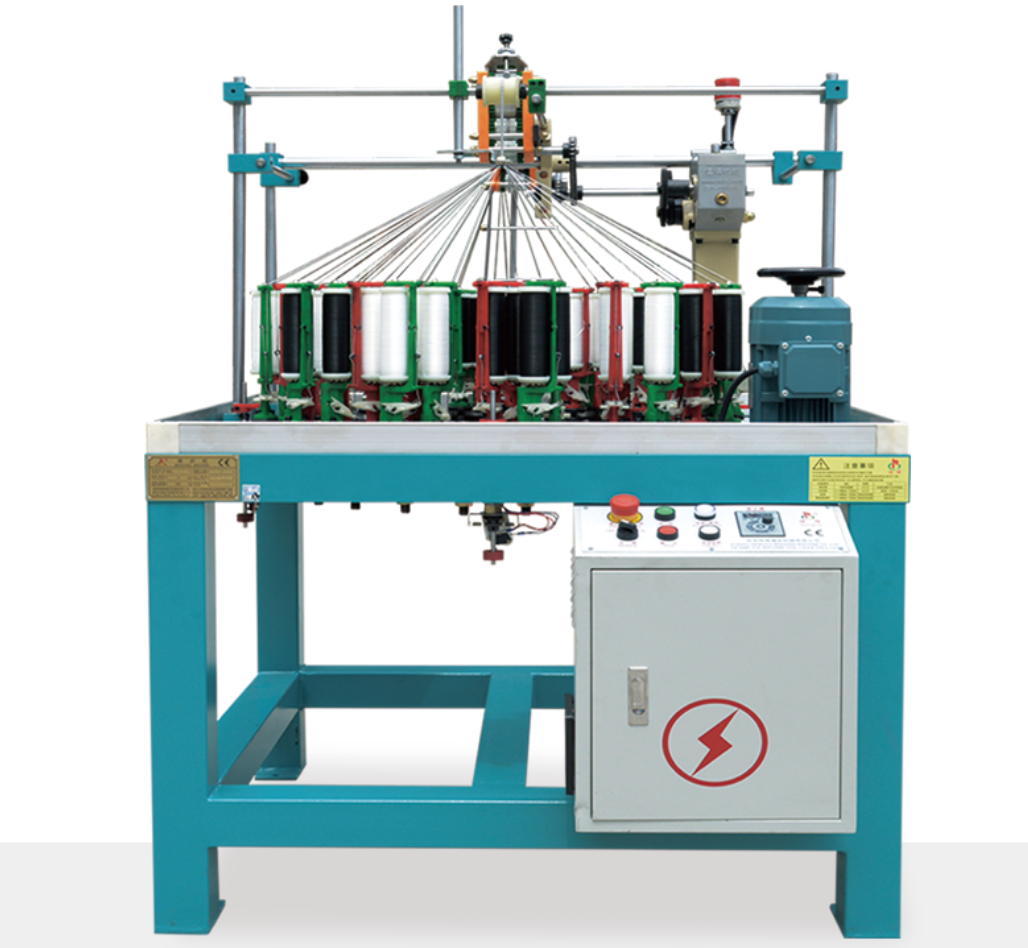 48 spindles 3 color lace braiding machine KBL-48-100 CE