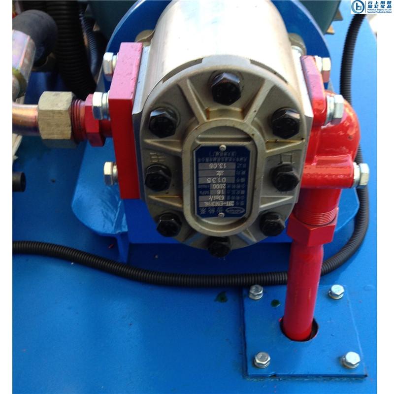 ZCJK QTY10-15 fully automatic block making machine