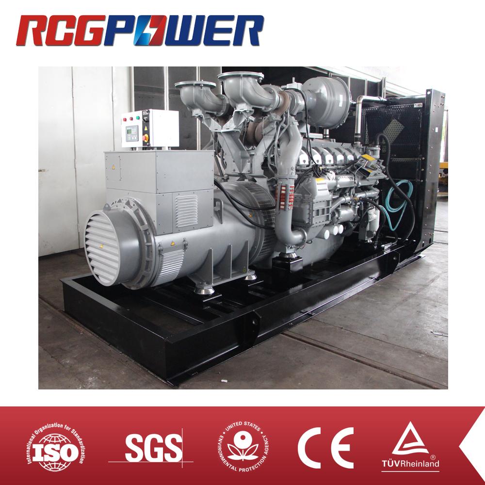 Diesel Generator PERKINS 1200kW Open Type