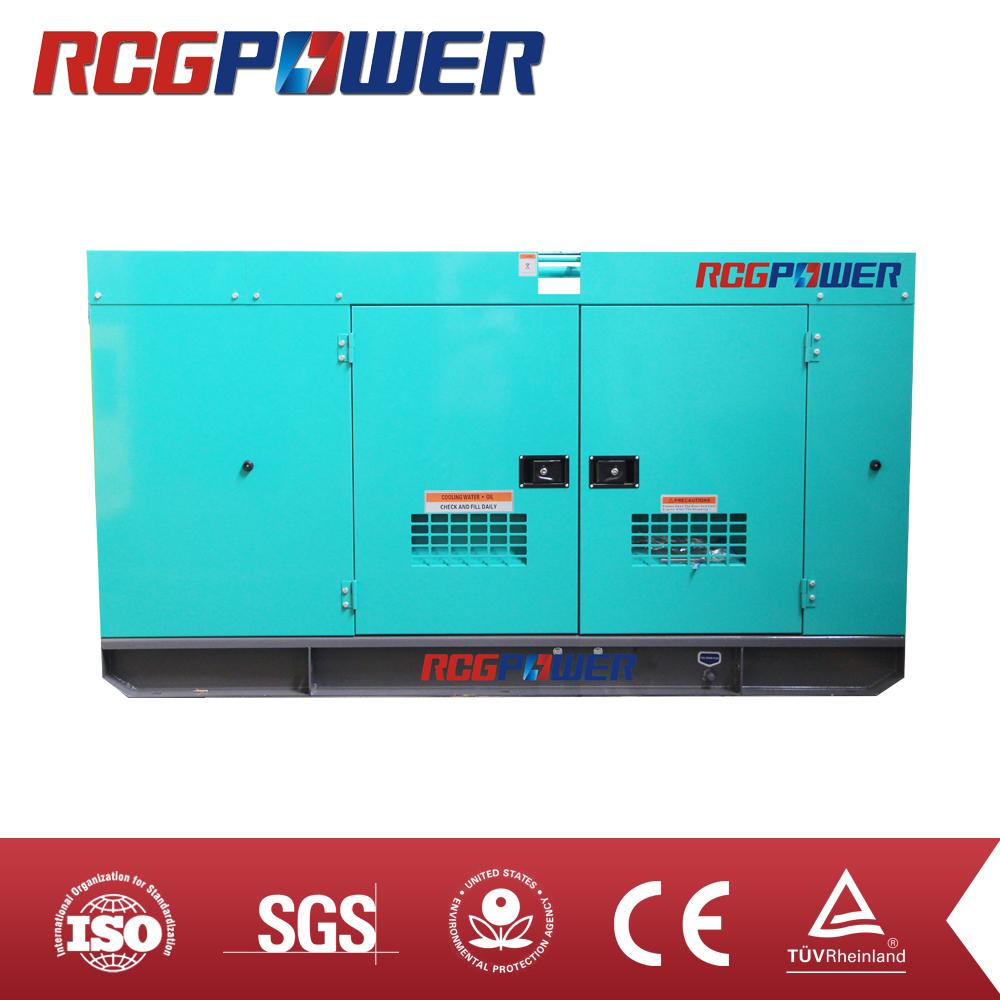 Diesel Generator DCEC 32kW Silent Type