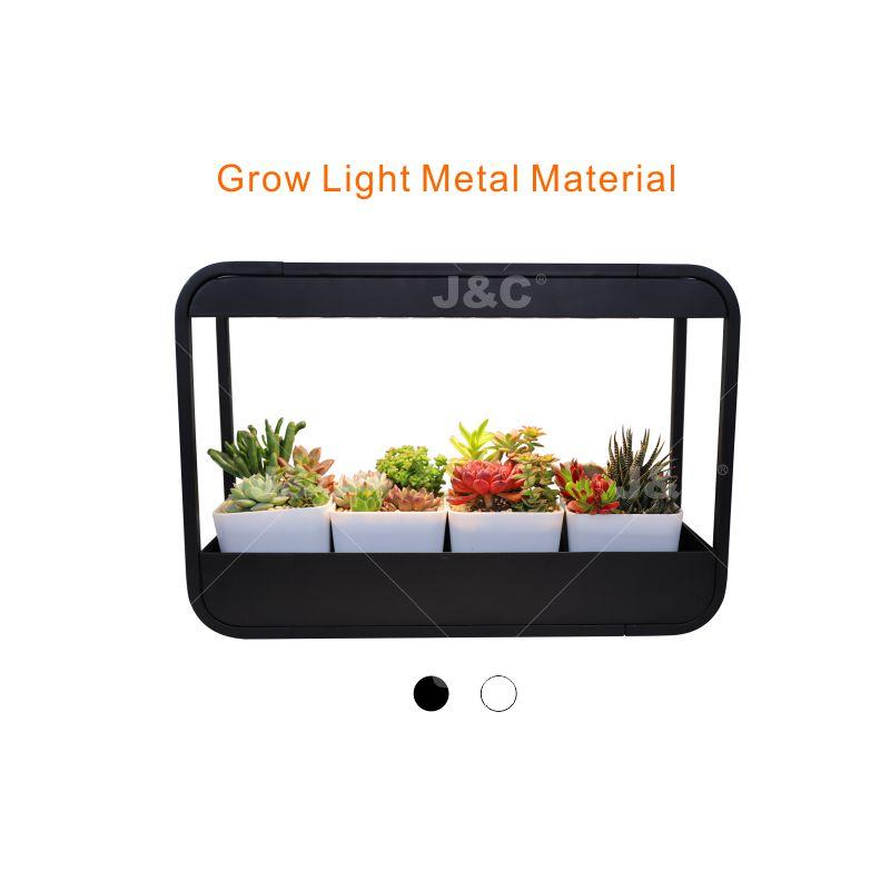 MG-Frame-M04B Led grow light  full spectrum  simple design  Metal material  countertop growled  furniture light  indoor decoration  festival gift  garden light