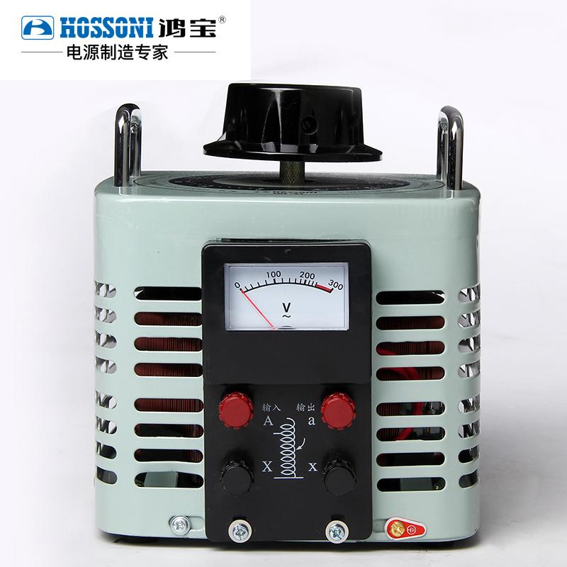TDGC2-2000VA /2KVA AC REGULATOR 0-250V  0-300V With Pure Copper Wiring