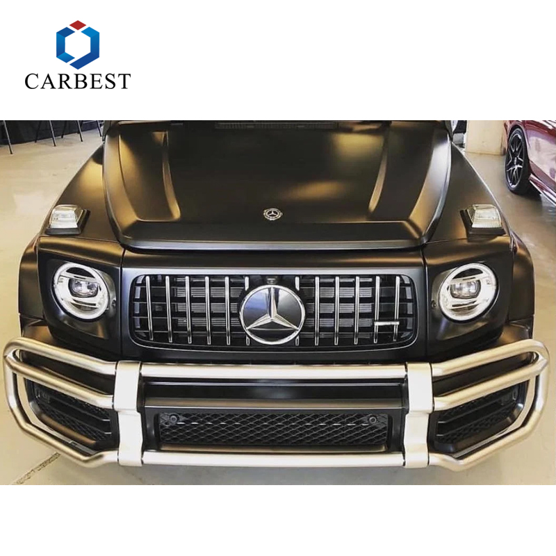 Grille guard for G class 2019