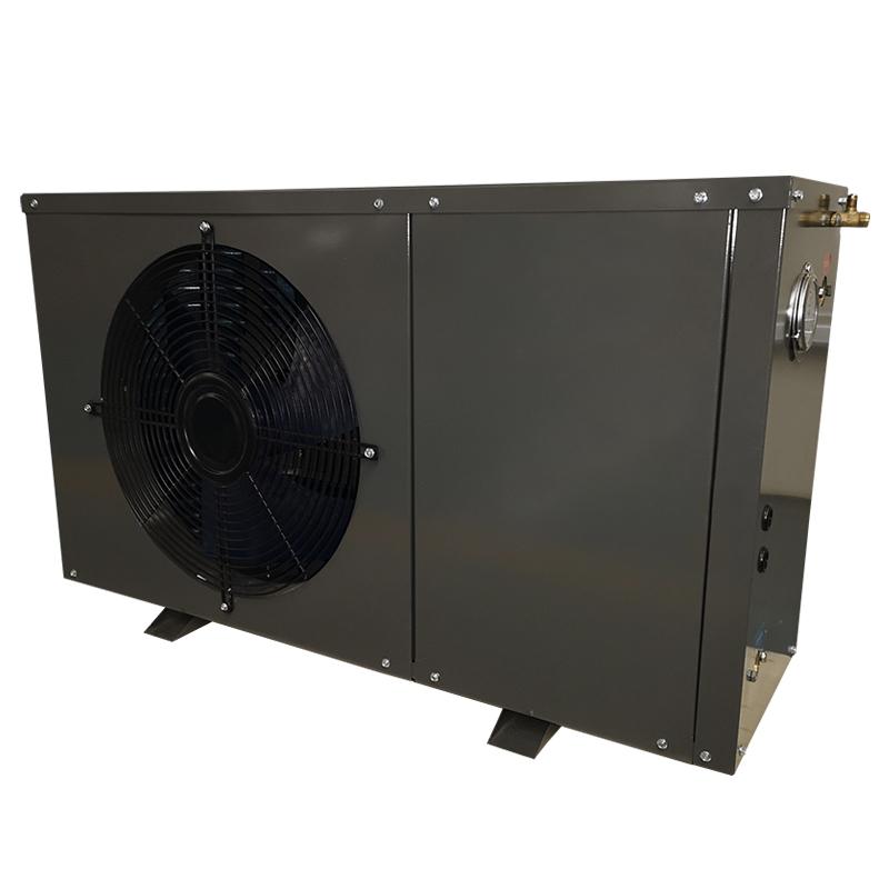 Air source water heater air to water machine 4KW