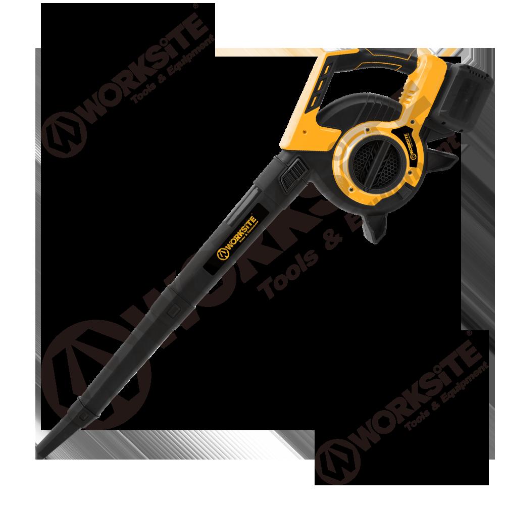 2x20V Brushless  Cordless 3-IN-1 Blower  Vacuum  Mulching