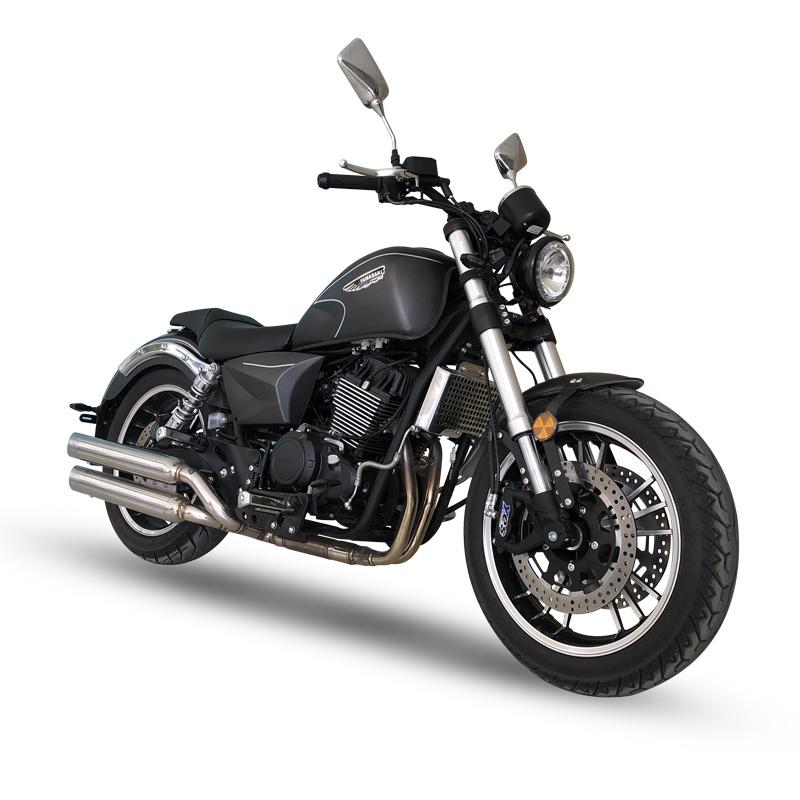 250cc Chopper bike