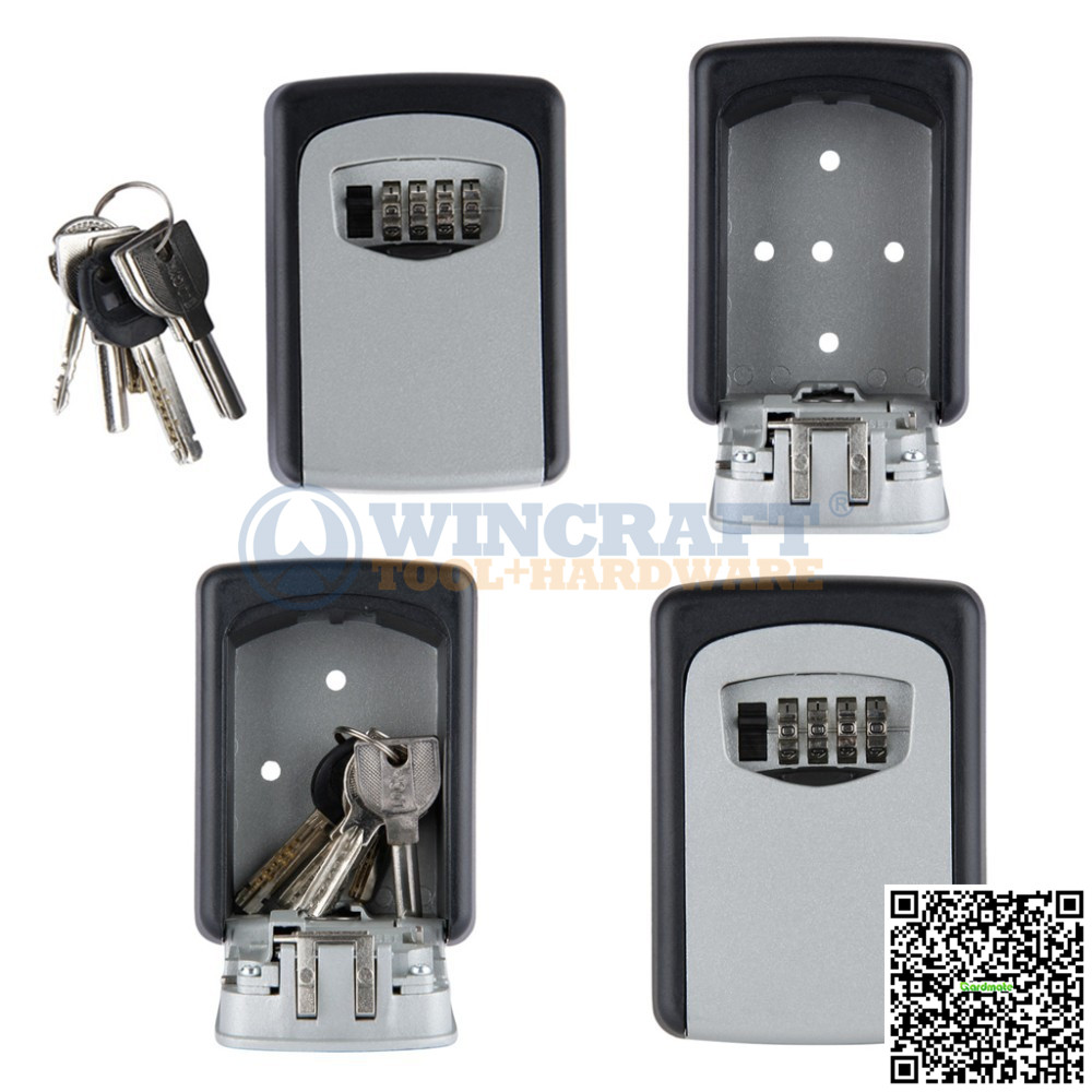 Key storage safebox(wall mount)