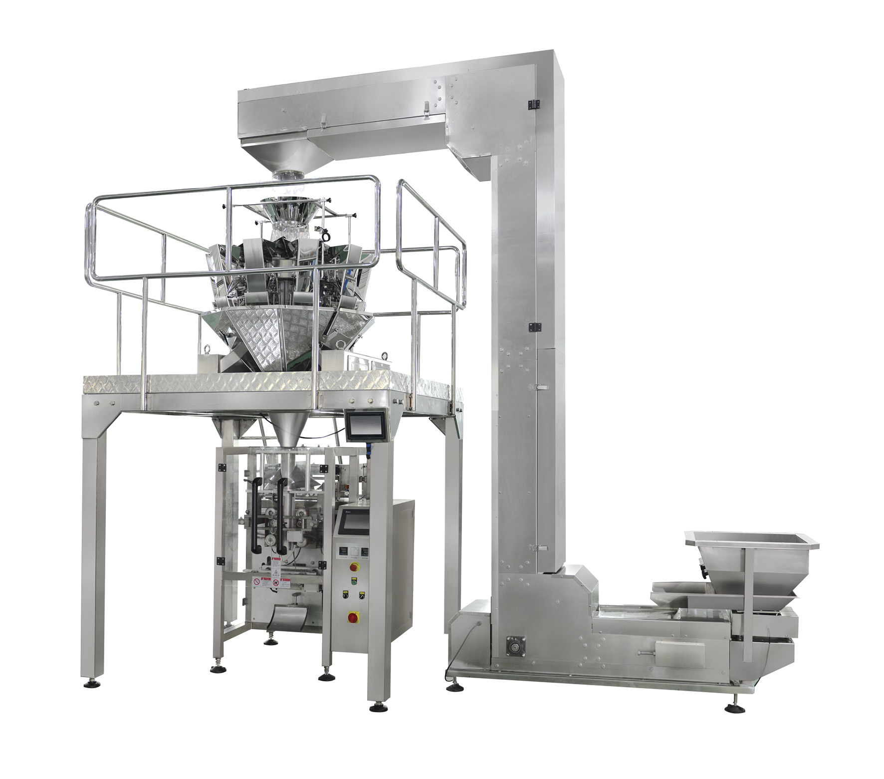 Electronic Scale Vertical Automatic Packaging Machine SUN-520