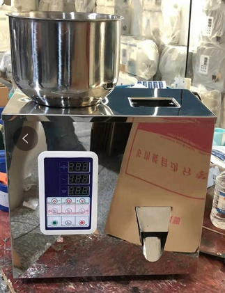 Electronic Scale Powder Grain Filling Machine SU-100