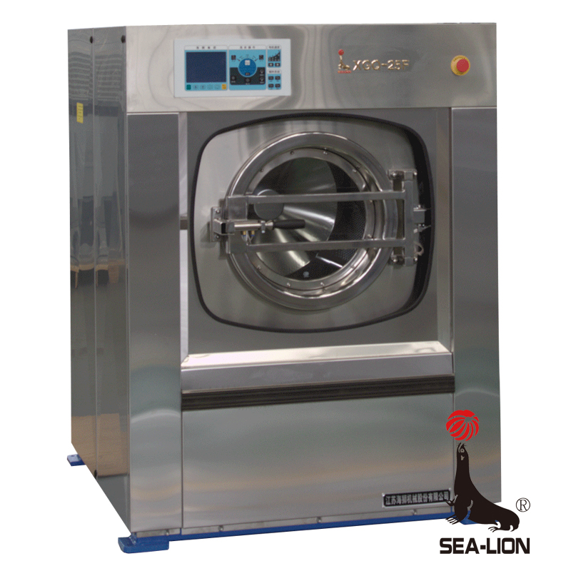 25KG Full Suspension Auto Washer Extractor