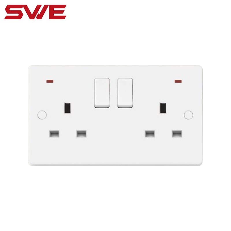 SWE Wall Electrical Switched Socket(WT Range)