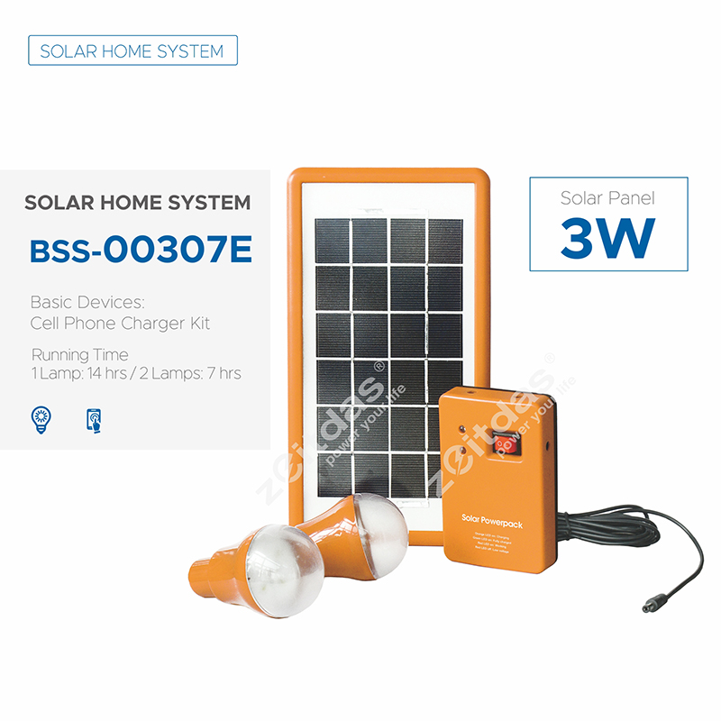 3-5W Solar Home Syste