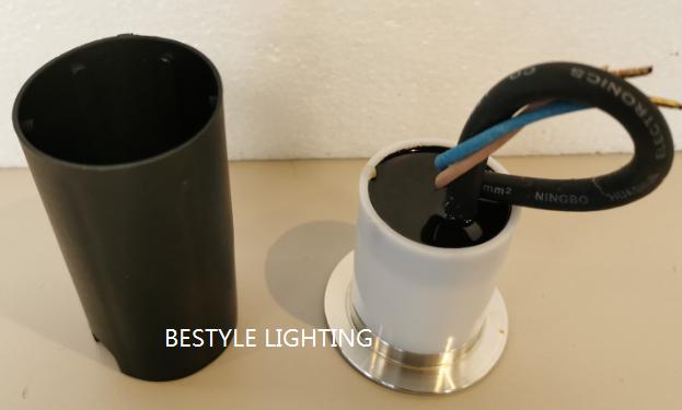 LED wall/step light