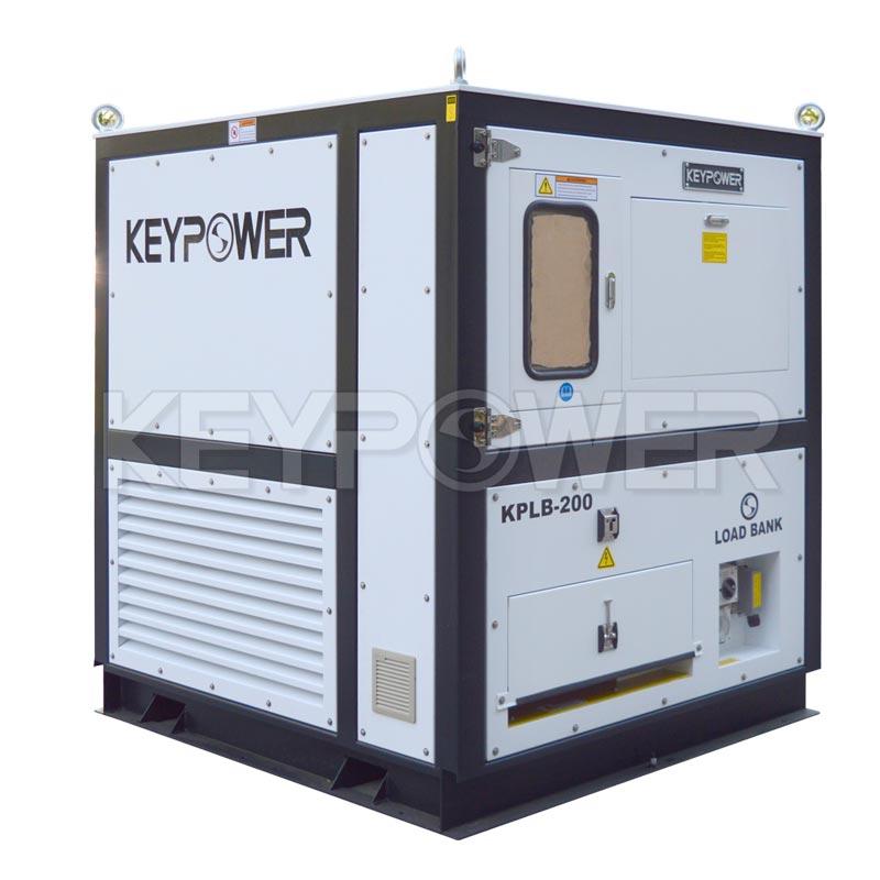 KEYPOWER Resistive Load Bank 200 kw