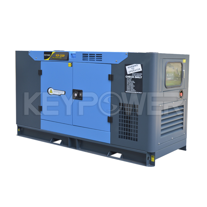 20 kVA Diesel Generator Sets with 6120 Control Panel