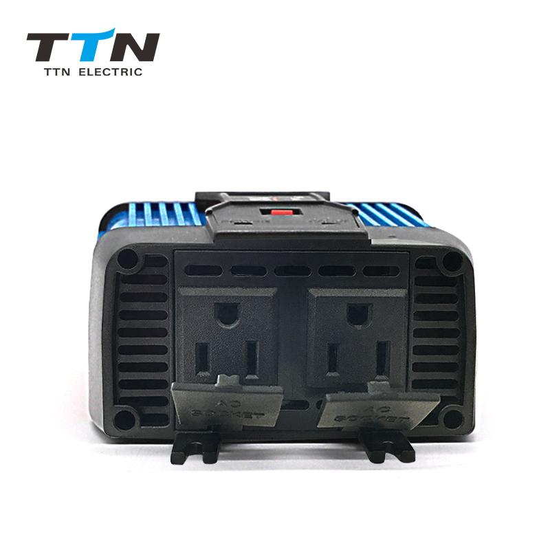 TTN 12V 24V 48V Modify Sine Wave Power Inverter 1200W