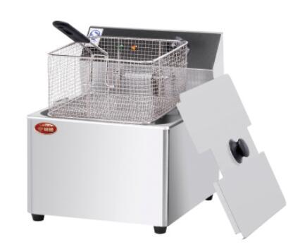Electric 1-Tank Fryer