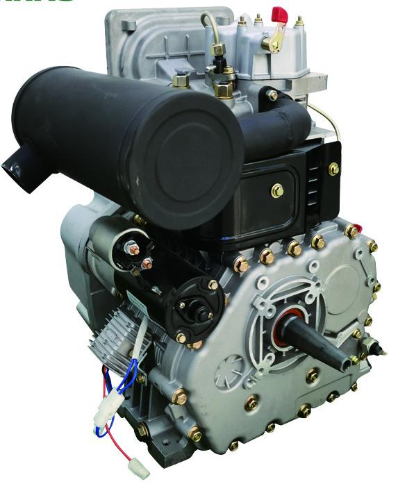 ONE-CYLINDER DIESEL ENGINE PF1105F