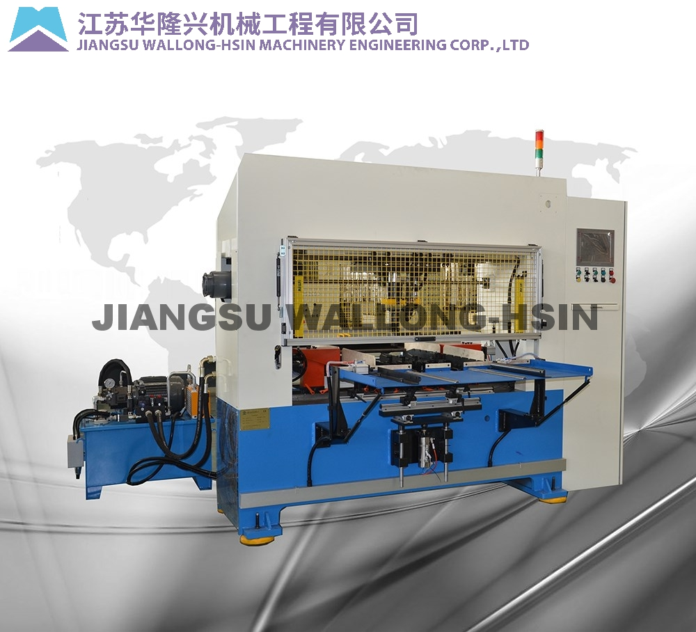 JJ Series Automatic Straightening Machine (Mechanical)