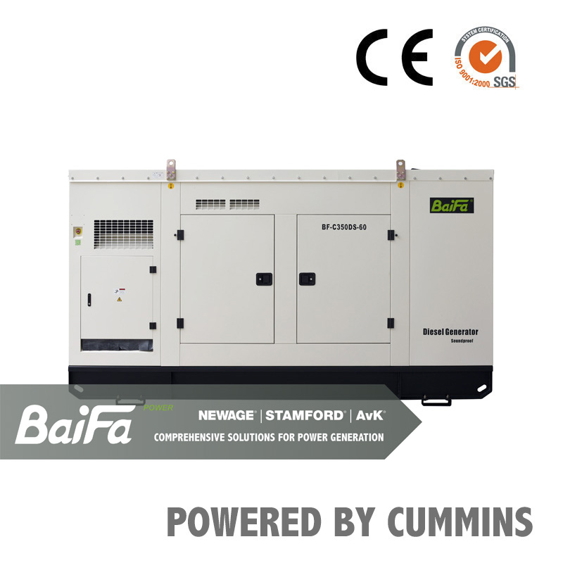 BAIFA-CUMMINS series diesel generator