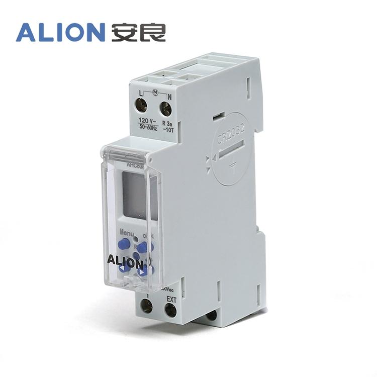 AHC806 Mini Weekly Digital Time Switch