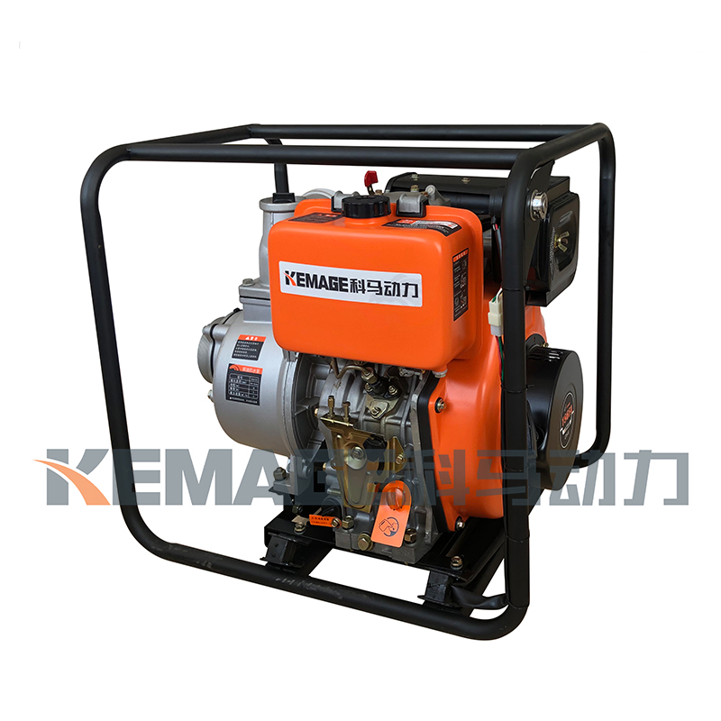 Diesel water pump4