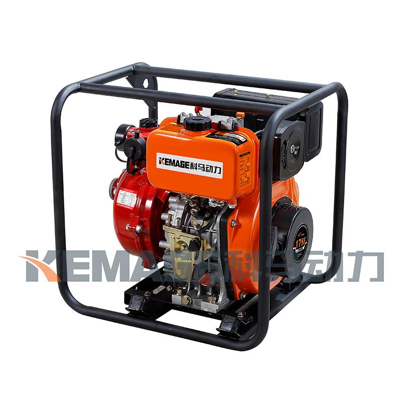 Diesel high pressure pump