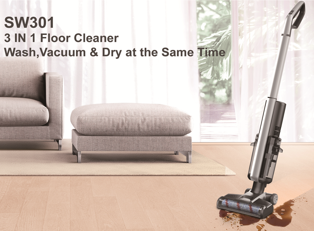 3 in 1 Floor cleaner