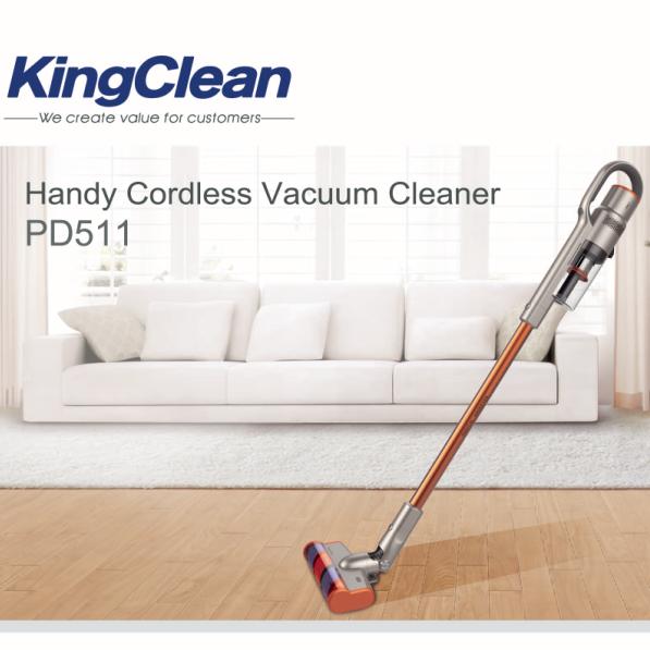 Handheld Multi-function Cordless Stick Vacuum Cleaner