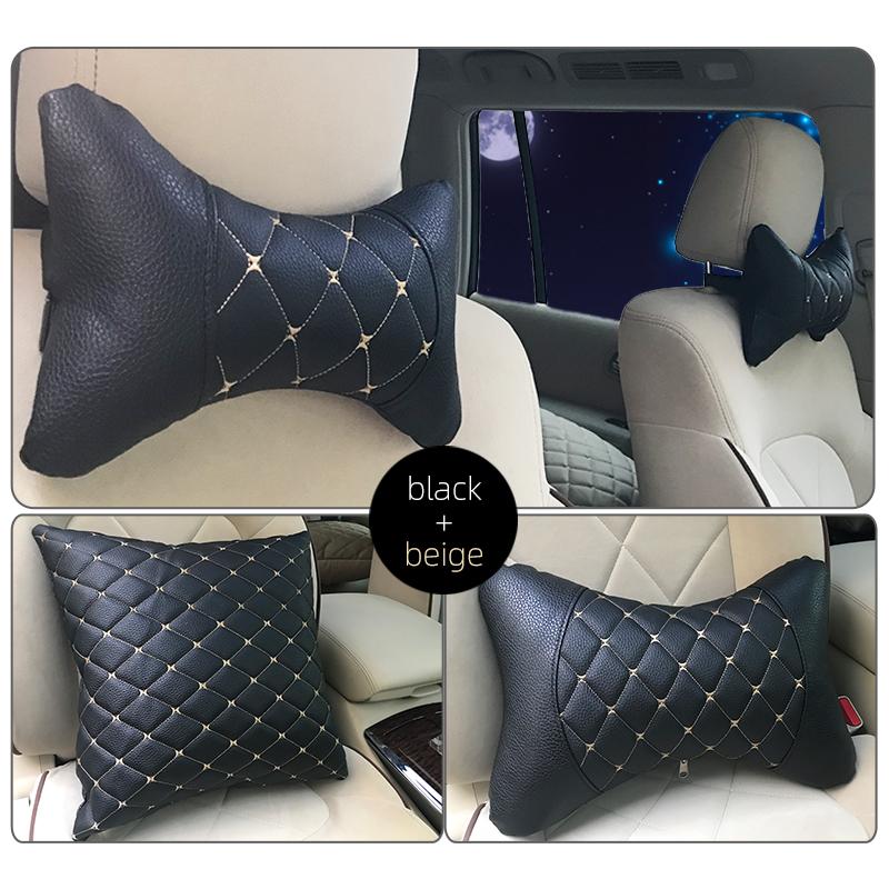 Car neck pillow, neck pillow, lumbar support
