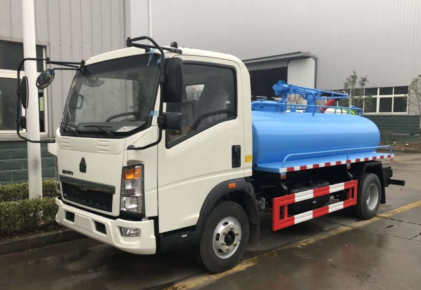 10000L FECAL SUNCTION TRUCK
