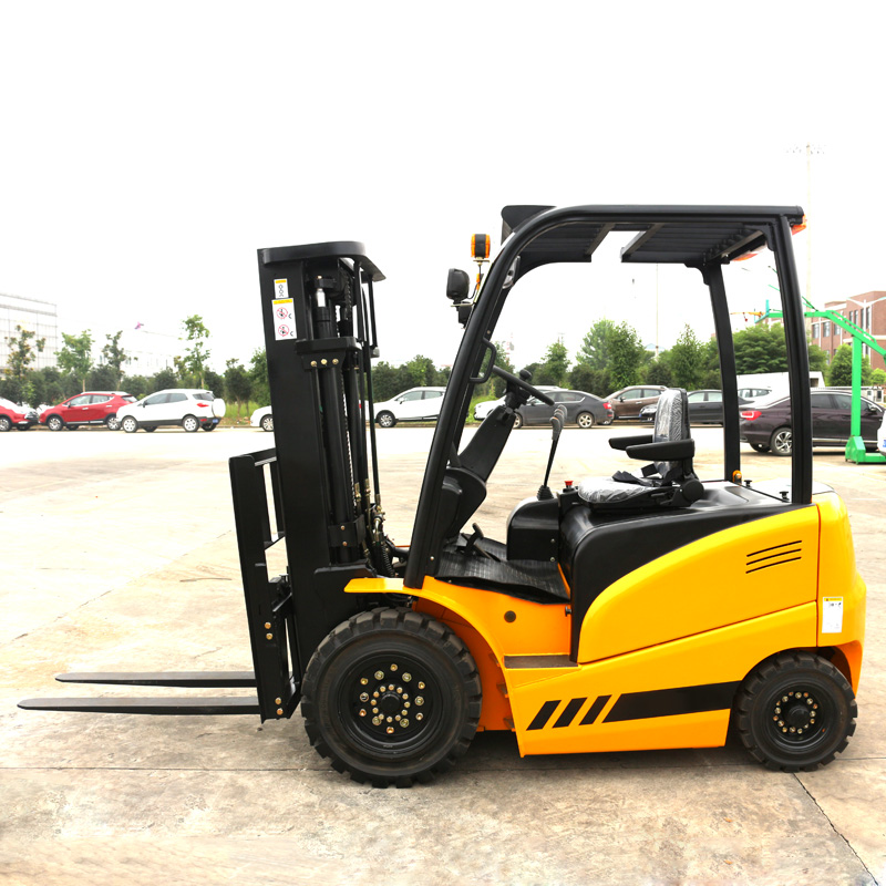 1.5-3.5 Ton Electric Forklift Truck