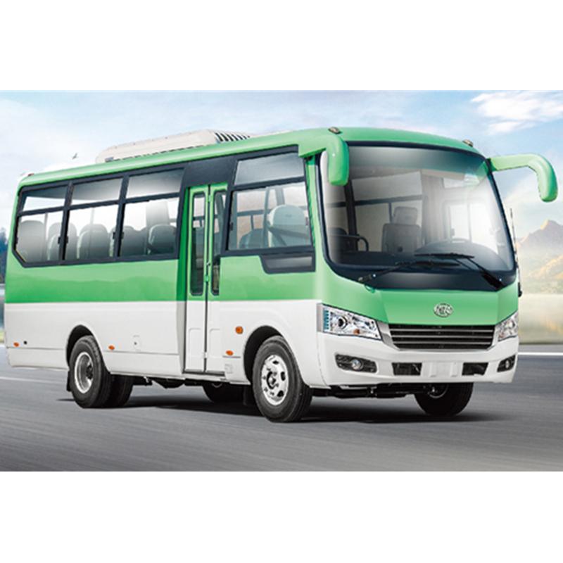 6.6m 24-26 seats transport bus