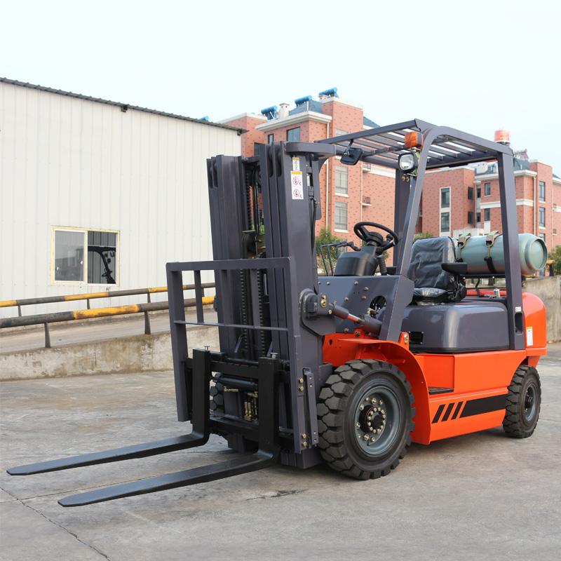 2-3.5 Ton LPG Forklift Truck