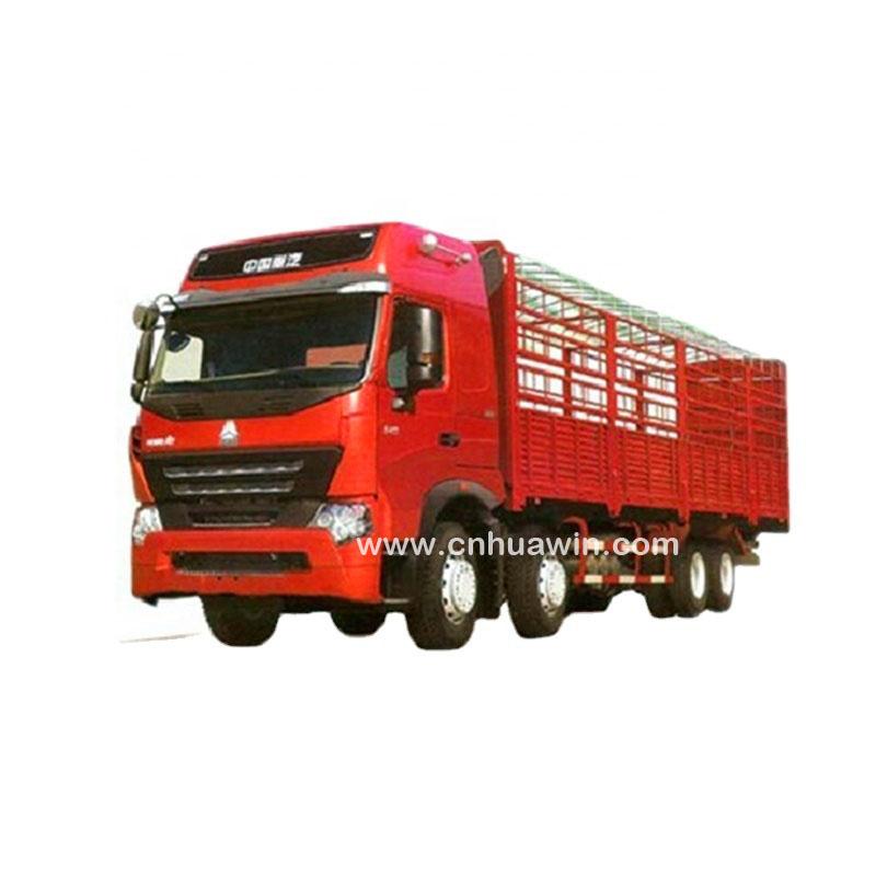8x4 cargo truck