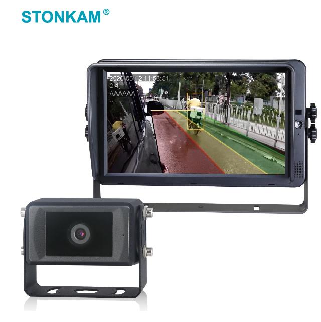 1080P Waterproof Pedestrian Collision Warning Cam