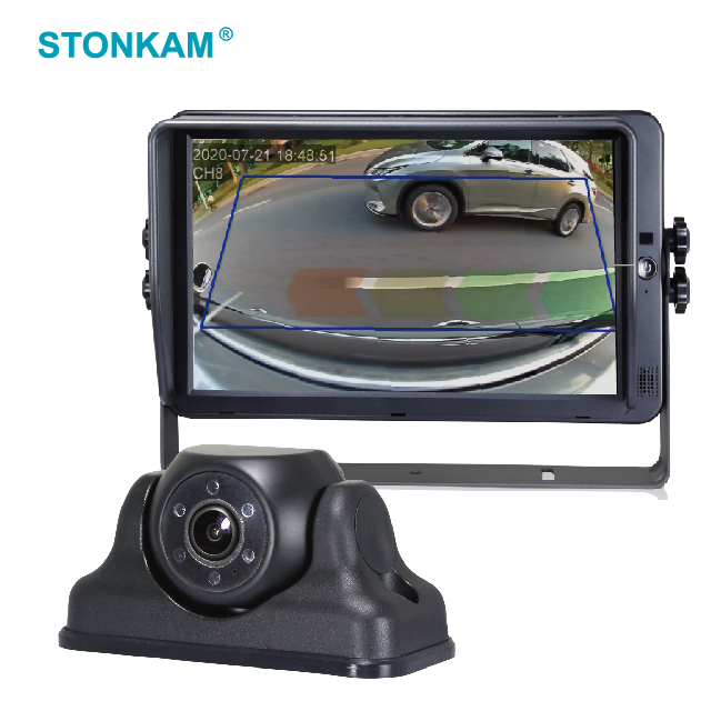 1080P HD smart moving object detection camera