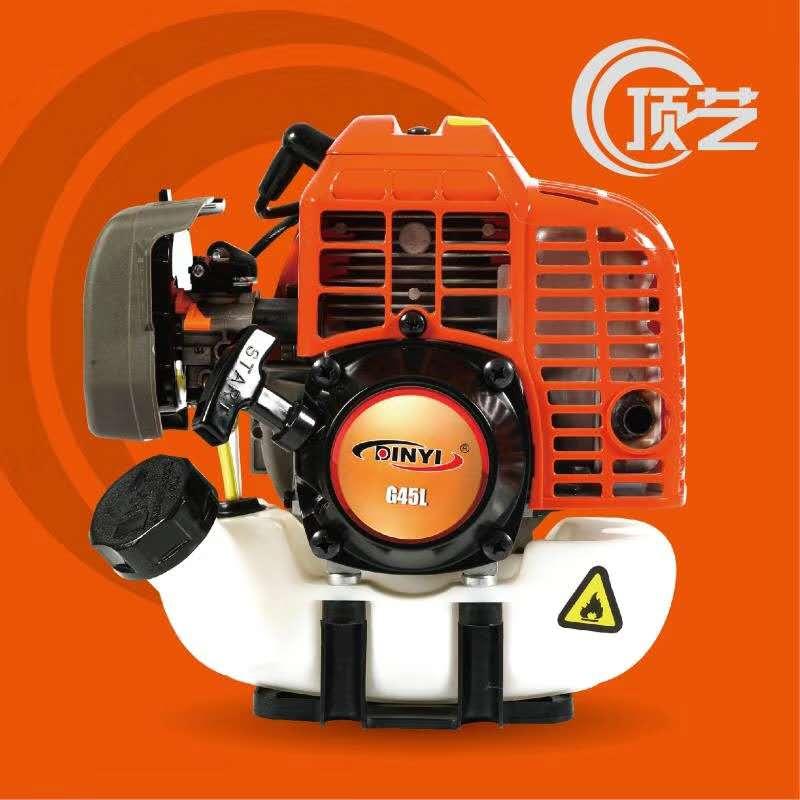2 stroke gasoline engine